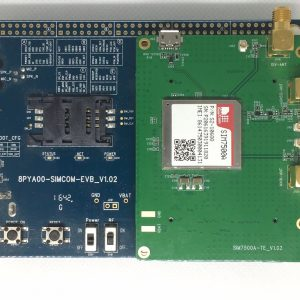 SIM7000A Starter Kit   M2MSupport net