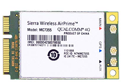 Gps 100mbps Sierra Wireless Airprime Mc7355 3g 4g Lte//hspa